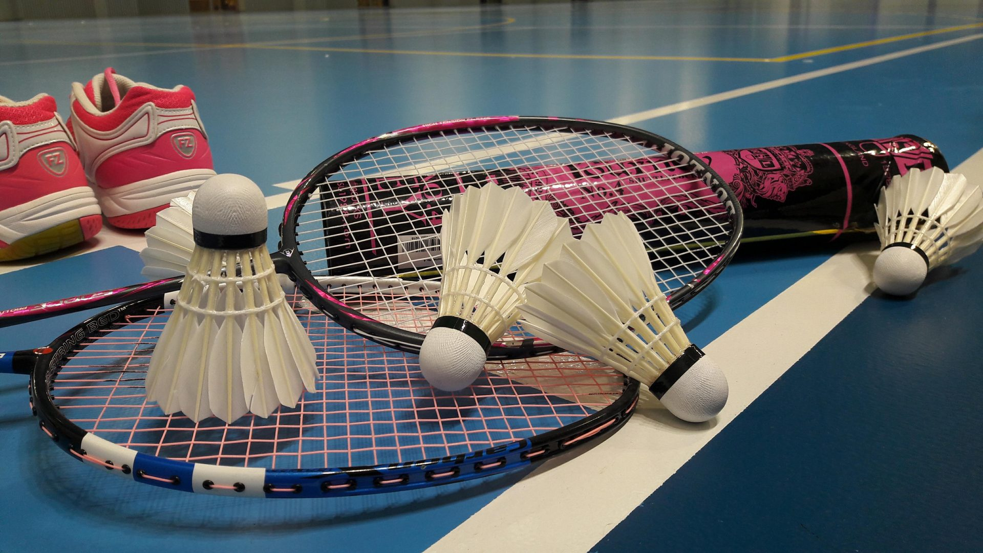 Club Badminton Castelpontin